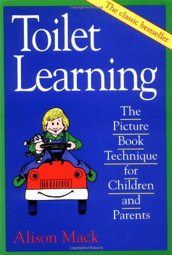 Toilet Learning: The Picture Book Technique For Children And Parents front-233427