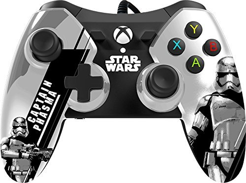 Xbox One Star Wars Episode VII Wired Controller - Captain Phasma