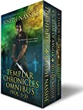 Templar Chronicles Box Set #1 (Supernatural Thriller | Occult Suspense | Urban Fantasy Series)