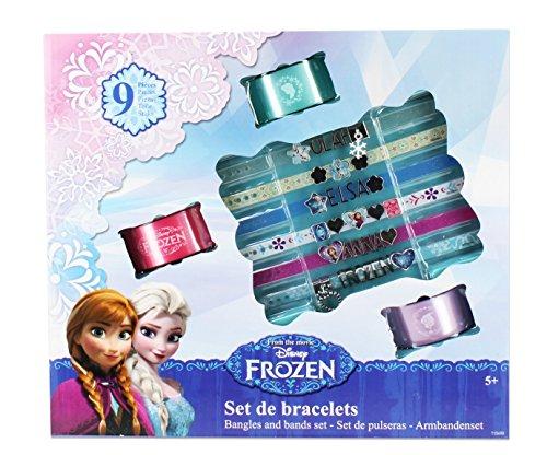 Disney Reine Des Neiges - T15450 - Coffret Bracelets Frozen
