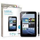 Samsung Galaxy Tab 2 7 Screen Protector Sentey® Clear Hd High Definition Tablet Ls-14220 Bundle with Free Metal Stylus Touch Screen Pen {Lifetime Warranty}