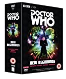 Doctor Who - New Beginnings (The Keeper of Traken/Logopolis/Castrovalva) [DVD] [1963]