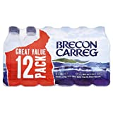Brecon Carreg Natural Still Mineral Water 12 x 500ml