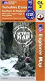 Yorkshire Dales - Southern and Western Areas (OS Explorer Map Active)