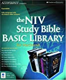 NIV Study Bible Basic Library for Macintosh ®, The (0310230098) by Zondervan