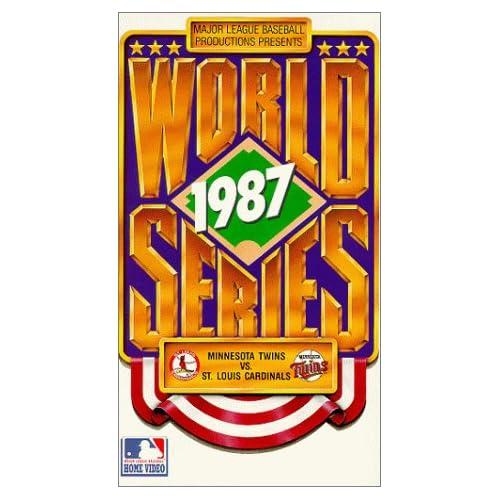 1987 World Series - Minnesota Twins vs St Louis Cardinals movie
