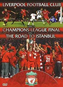 Liverpool Fc - Champions League Final The Road To Istanbul Dvd by ITV Studios Home Entertainment