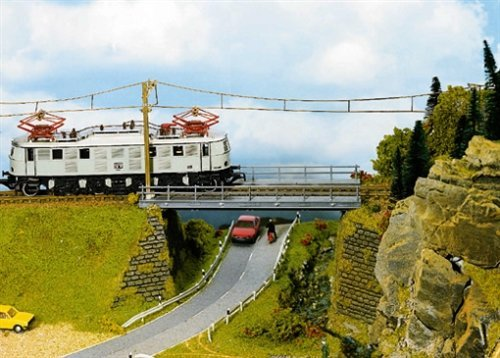 HO BS bridge deck 180 x 70 x 24 mm