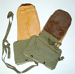 U.S. Military Arctic Mitts by US Army