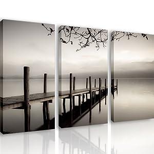 Mnd16 souls 3 quadri moderni 120x80 cm stampa for Quadri salotto
