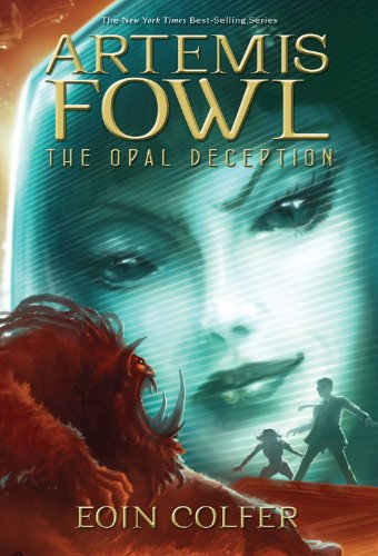 Cover of The Opal Deception (Artemis Fowl, Book 4)