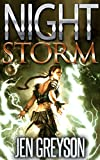 Night Storm: NA Fantasy/Time Travel Romance (Alterations Book 3)