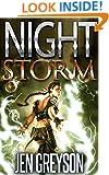 Night Storm, Alterations #3 (NA Fantasy / Time Travel)