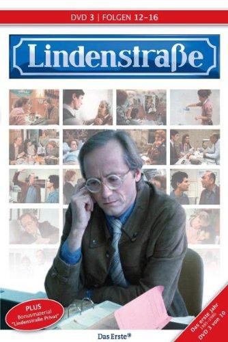 Lindenstraße - DVD 03 (Folge 12 - 16)