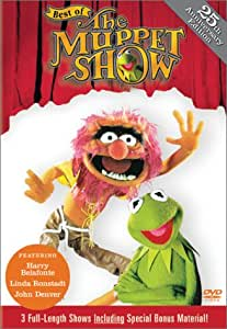 Best of the Muppet Show: Vol. 3 (Harry Belafonte / Linda Ronstadt / John Denver)