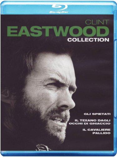 Clint Eastwood collection - Gli spietati + Il texano dagli occhi di giaccio + Il cavaliere pallido [Blu-ray] [IT Import]