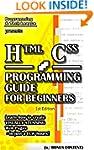 HTML CSS PROGRAMMING GUIDE FOR BEGINN...