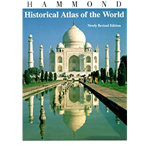Hammond Incorporated - Historical Atlas of the World Reviews