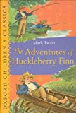 Cover of The Adventures of Huckleberry Finn by Mark Twain 0192729160