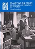 img - for Re-Writing the Script: Gender and Community in Elin Wagner (Norvik Press Series a) book / textbook / text book