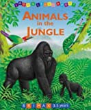 Animals in the Jungle (Animal Board Book)
