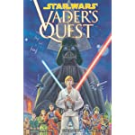Star Wars: Vader's Quest book cover
