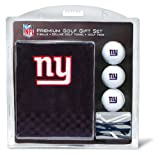 Team Golf 31920 New York Giants Embroidered Towel Gift Set