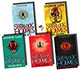 Young Sherlock Holmes Pack, 5 books(Fire Storm; Red Leech; Death Cloud; Black Ice; Snack bite)