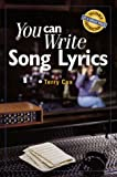 cover of You Can Write Song Lyrics (You Can Write)