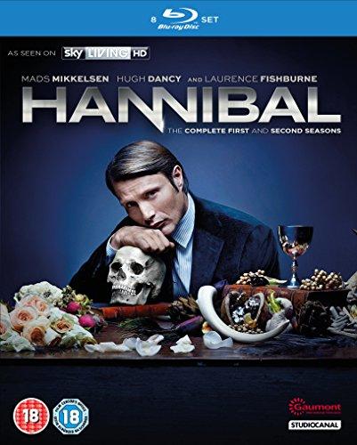 Hannibal - Season 1-2 [Blu-ray](inport)