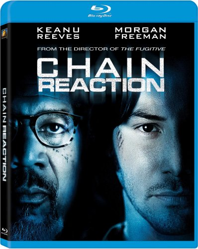 Cover art for  Chain Reaction [Blu-ray]