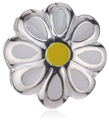 Kit Heath Children's Sterling Silver Daisy Charm Bead