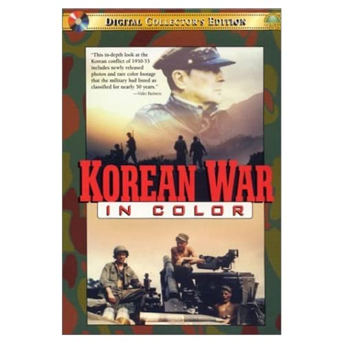 Korean War in Color[1950]DvDRip[Eng]Smelly Cat preview 0