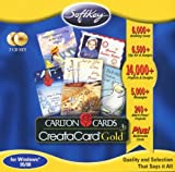 Carlton Cards CreataCard Gold 3