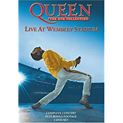 Queen - Live At Wembley Stadium (DVD Audio, Disc 1)