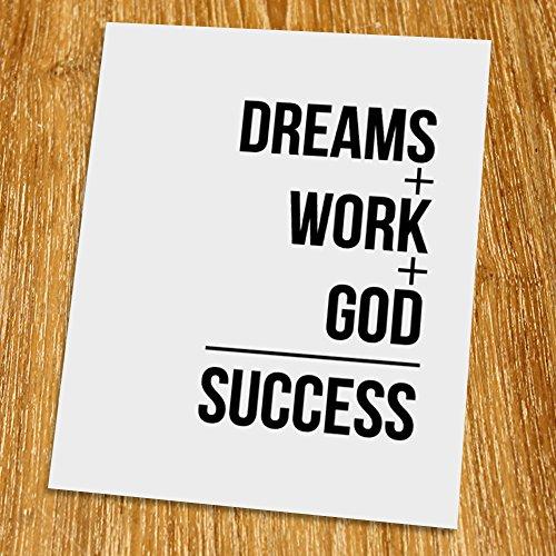 dream-work-god-success-print-unframed-scripture-art-bible-verse-print-christian-wall-art-word-of-wis