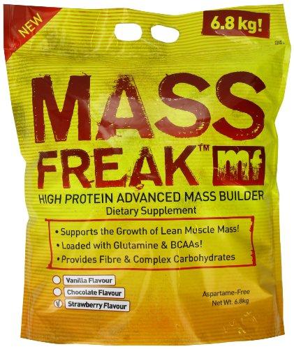 Pharma Freak Strawberry Mass Gain Powder 6.8kg