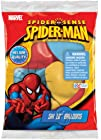 Spider-Man 128243 Assorted Color Balloons