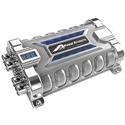 POWER ACOUSTIK - 30-FARAD CAPACITOR