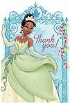 Tiana Princess and the Frog Thank You…