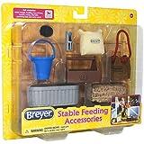 Breyer 8 Piece Stable Feeding Accessory Set