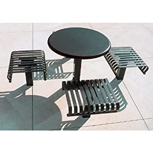 Ultra Play 36table W4 Seats In Ground from Ultra Play