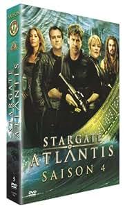 Stargate Atlantis, Saison 4 - L'intégrale 5 DVD