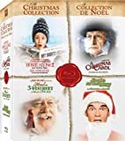 The Christmas Collection (Miracle on 34th Street/A Christmas Carol/Jingle All the Way/Home Alone 2) [Blu-ray]