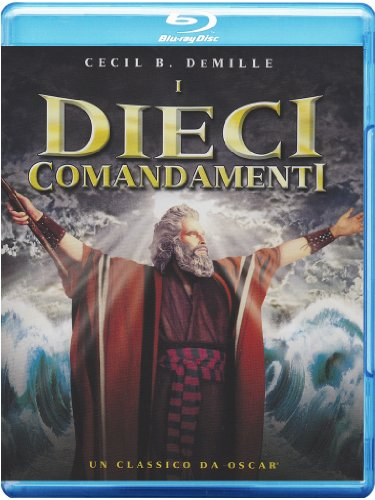 I dieci comandamenti [Blu-ray] [IT Import]