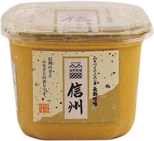 Nagano White Miso Paste 2.2 Lb.