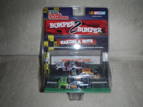 Racing Champions Bumper 2 Bumper Making a Move 1:64 Scale