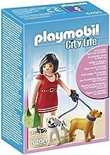 Comprar Playmobil City Life - Mujer con cachorros (5490)