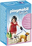 Playmobil 5490 Woman with Puppies
