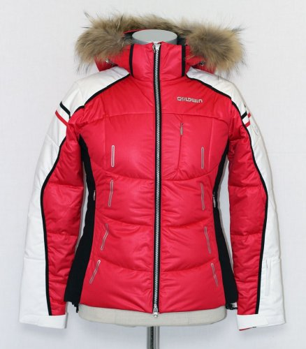 GOLDWIN Damen Skijacke G16018EL red, Damen Größe:36